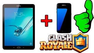 Как играть в Clash Royale на одном аккаунте на двух устройствах одновременно