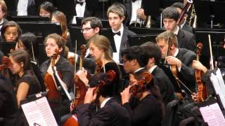 Georgia Tech Orchestra - Mussorgsky -  Pictures at an Exhibition - Part II