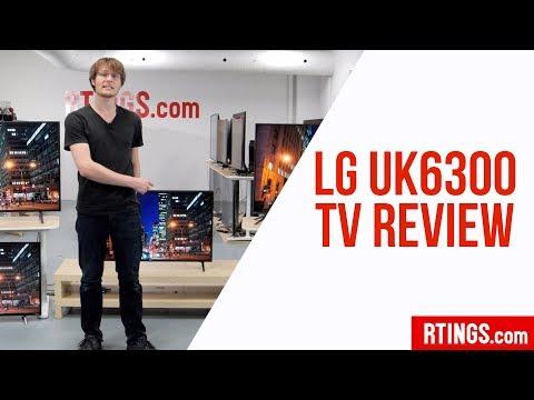 LG UK6300 TV Review - RTINGS.com