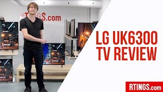 LG UK6300 TV Review - RTINGS.com