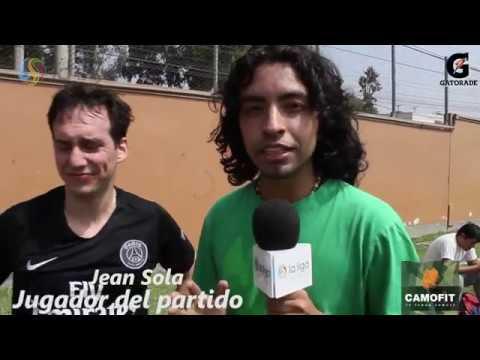Copa Roosevelt: U (2) - (3) PSG