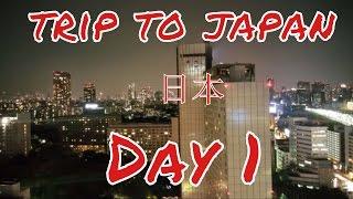 Trip to Japan | Day 1 | Qatar Flight Journey | NEx Train | Shinagawa Prince Hotel Room Review