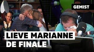 Iedereen in tranen tijdens laatste 'Lieve Marianne'!