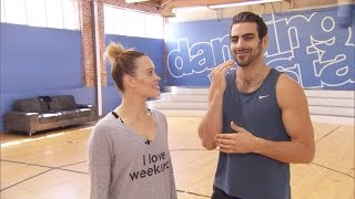 'DWTS' Contestant Nyle DiMarco Reveals How He Dances Without Hearing Music