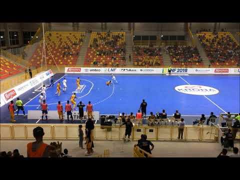 Liga Nacional: Magnus 4x4 Blumenau Futsal