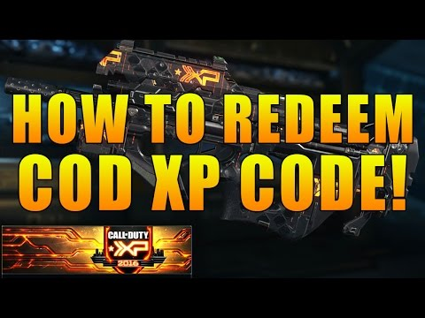 How To Redeem Your Call of Duty XP Camo & Calling Card! - Call of Duty: Black Ops 3