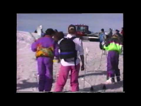 1991 ski chateau d'oex (oude VHS band - matige kwaliteit)