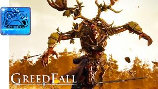 GREEDFALL (2018) - Кинематографичный Трейлер