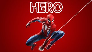 Скачать Spiderman PS4 GMV HERO