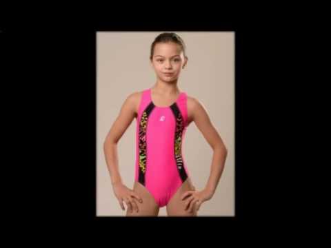 купальники с хвостом для девочек  купальник для танцев детский