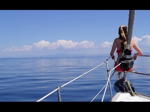 Greek Island Sailing