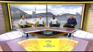 Brazil Brazil: World Cup Revisited - 8pm, Wed 17 Dec, ITV4