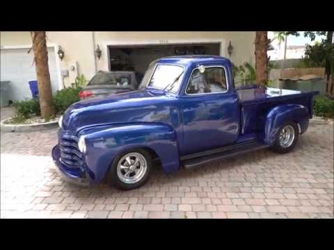 1949 chevy 3100 truck for sale youtube. Black Bedroom Furniture Sets. Home Design Ideas