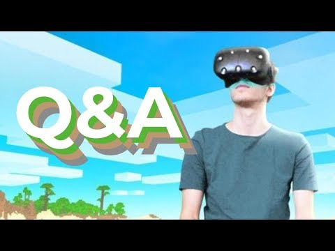 (Q&A) 24 Hours in Minecraft
