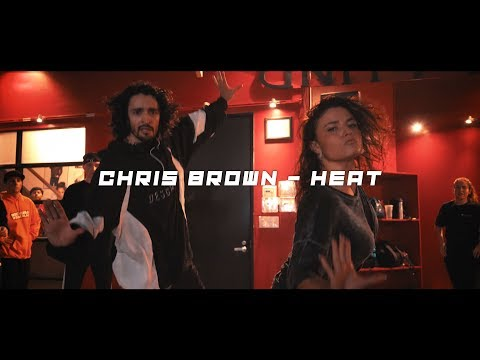HEAT - Chris Brown   Choreography By Alexander Chung