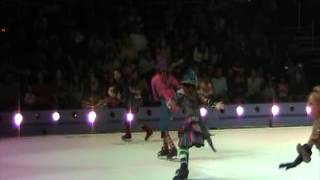 DISNEY ON ICE ~ Treasure Trove ~ River Dance *Ashleigh Cahn