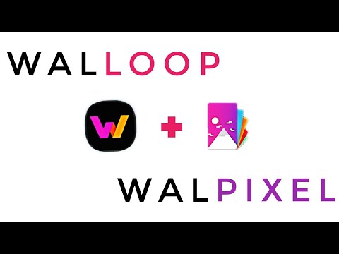 Walloop + Wallpixel Premium | Live Wallpaper | MOD | Ad-free 2019 | Direct Link + Small Preview