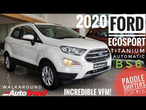 2020-ford-ecosport-titanium-automatic---most-detailed-walkaround-review- -teamautotrend-!!