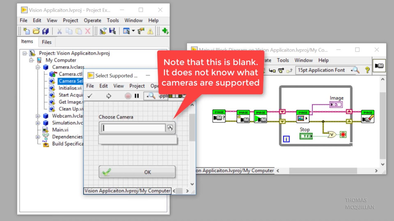 6 of 6! Loading the Class - A Class Act in LabVIEW