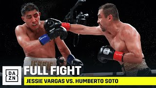 FULL FIGHT | Jessie Vargas vs. Humberto Soto
