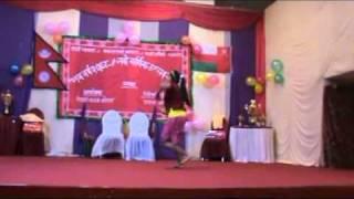 nepali dance in oman by kalpana pun magar