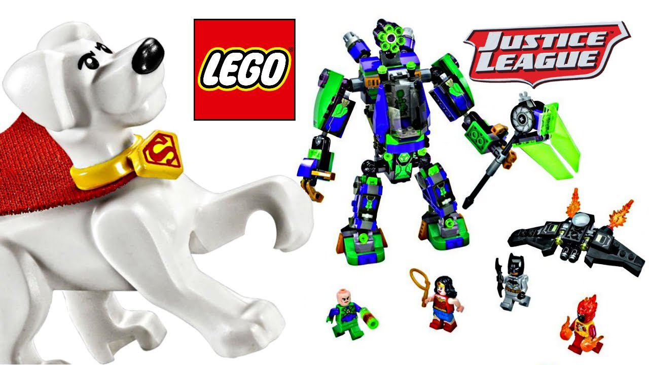 lego justice league 2018 sets pictures youtube. Black Bedroom Furniture Sets. Home Design Ideas