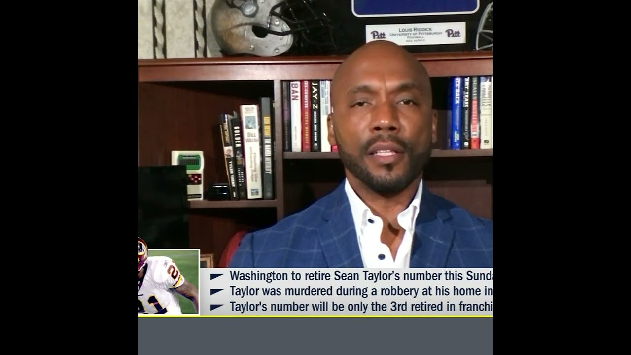 Washington Football Team to Retire Sean Taylor's No. 21 Jersey