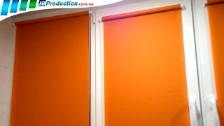 видео Жалюзи для балкона
