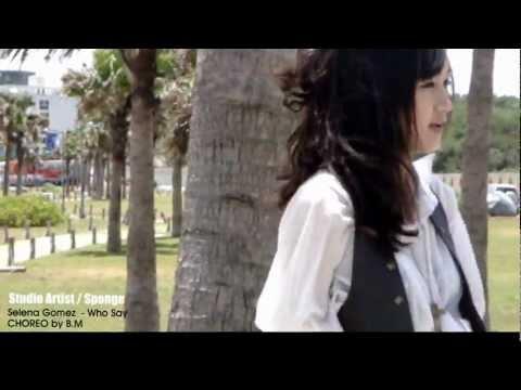 Selena Gomes  - Who Says | Girl Dance (Sponge)