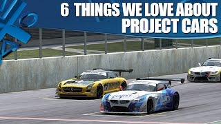 Project CARS on PS4: 6 things we love!
