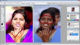 How to make a good photo on hindi photoshop