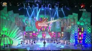 Salman Khan Performance ♥ Big Star Entertainment Awards 31st Dec 2011 HD*