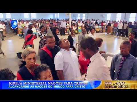 Ministrarão-Apóstolo Onório Cutane
