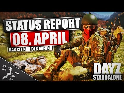 ◤Status Report 08.04.15 | DAYZ STANDALONE V0.55 | German Gameplay - Ricoo