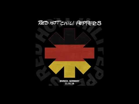 Red Hot Chili Peppers - The Getaway [Live Download from Munich, Germany 11.01.16]
