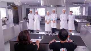 Foodwork อาหารกับการเรียนรู้ : วิทยาลัยอาชีวศึกษาเสาวภา : 4 ม.ค. 58 (HD)