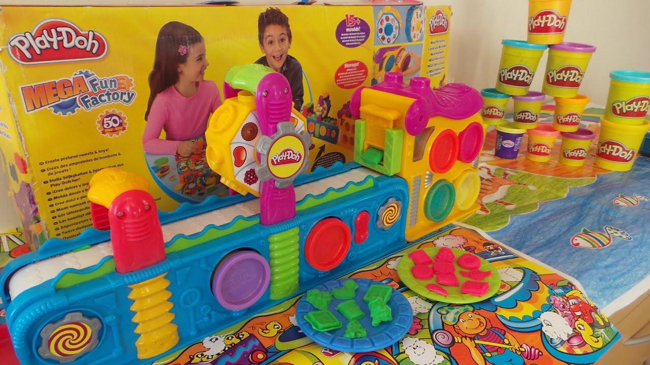 Play-Doh Fun Factory-Jouet