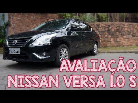 Avaliação Nissan Versa 2018 1.0 S - a melhor opção para UBER !