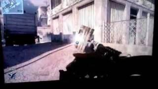 Xbox 360 modded rapid fire controller COD6 MW2