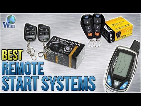 10 Best Remote Start Systems 2018