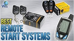 10 Best Remote Start Systems 2018