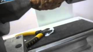 CNC table top router cutting walnuts,desktop cnc router for sale-AOL CNC Euipment