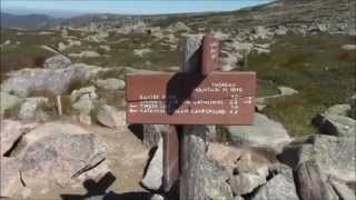 MA2012 - Mount Katahdin via Hunt Trail (Northern Terminus of the Appalachian Trail)