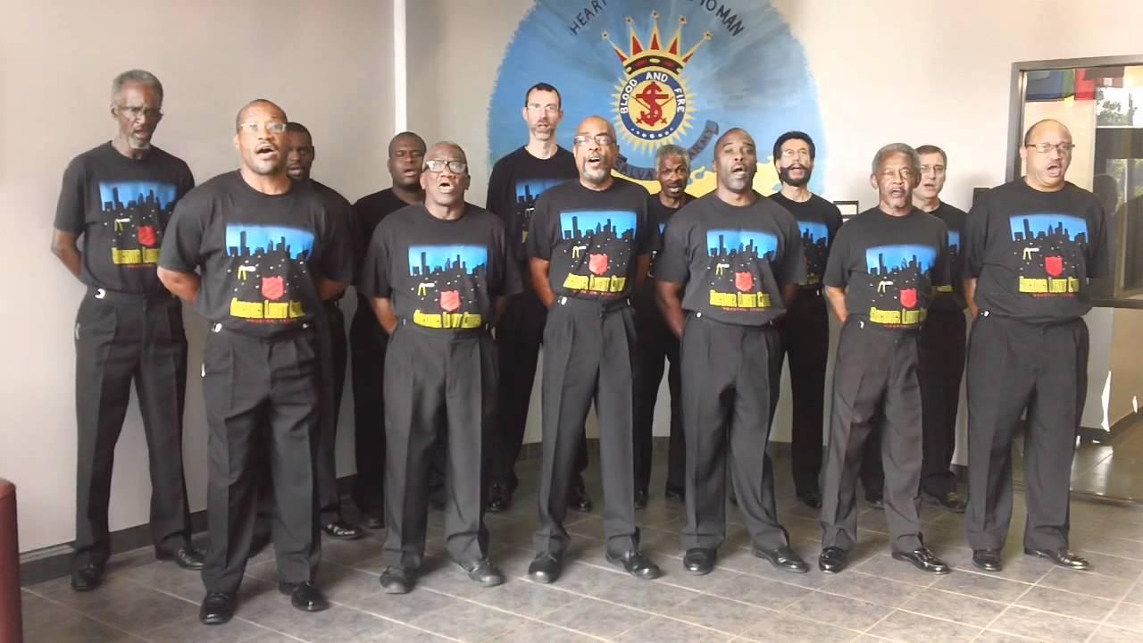 Harbor Light Choir National Anthem