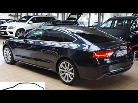 audi a5 a5 3 0 tdi s line exterieur int schiebedach. Black Bedroom Furniture Sets. Home Design Ideas