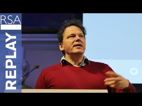 On Bullsh*t Jobs | David Graeber | RSA Replay