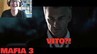 Mafia 3 Worldwide Official Reveal Trailer Reaction (Vito Returns!)