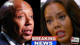 Angela Simmons Makes a Jaw Dropping Statement About Russell