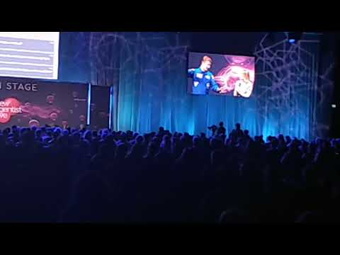Tim Peake Speaking New Scientist Live Conference London 2019 By Promotivate Speakers Agency