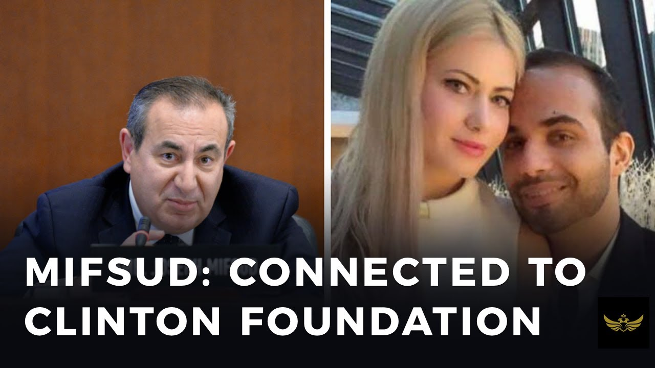 Professor Mifsud, the missing spy connected to Clinton Foundation